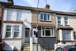 Three bedroom terraced house