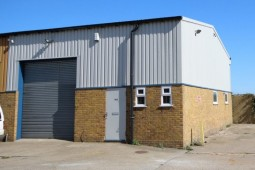 Industrial Business Unit to Rent