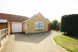 Two bedroom semi-detached bungalow
