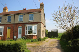 Three bedroom semi-detached victorian cottage