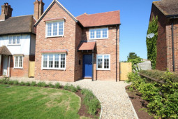 Three Bedroom Detached Executive House