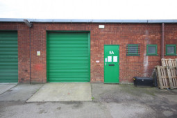 Business Unit to Let